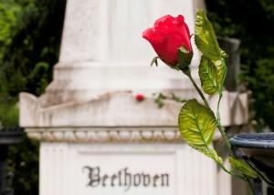 Grave of Ludwig Van Beethoven