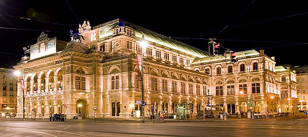 Vienna Opera House Tour