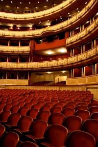 Vienna State Opera House auditorium