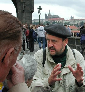 Local expert guide in Prague
