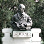 Anton Bruckner statue
