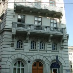 Johannes Brahms Postgasse apartment