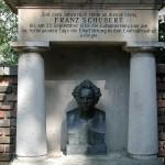 Franz Schubert's Original Grave