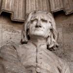 Hungarian Opera House Liszt statue