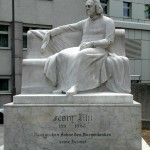 Liszt monument in Eisenstadt