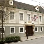 Haydn Museum in Vienna