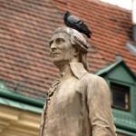 Hadyn Statue in Vienna