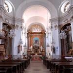 Gumpendorfer Church in Vienna