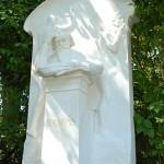 Johannes Brahms grave