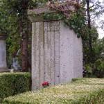 Mahler's Grave