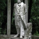 Favorite Beethoven statue in Heiligenstadt Park