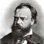 Antonin Dvorak portrait
