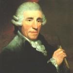 portrait of Franz Josef Haydn