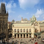 Smetana Hall in Prague's Municipal House