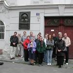 Beethoven's Prague residence