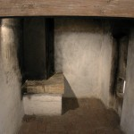 Kitchen where Schubert was born