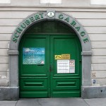 Schubert Garage in Vienna