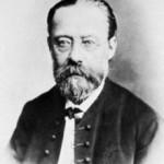 Bedřich Smetana portrait