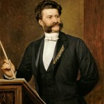 Portrait of Johann Strauss, Jr.