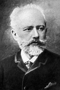 Pyotr Tchaikovsky Portrait