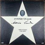 Plaque Designating Where Vivaldi Died