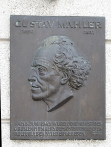 Mahler Plaque