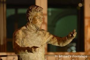 Herbert von Karajan Statue
