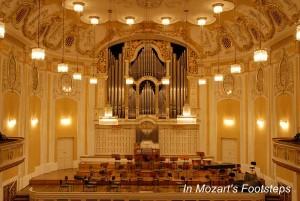 Mozarteum in Salzburg