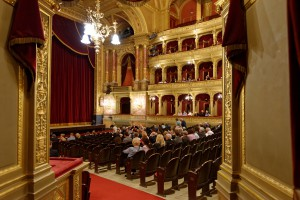 Budapest's magnificent State Opera House